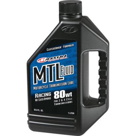 MAXIMA MTL FLUID 80WT