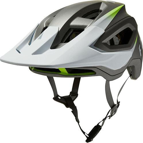 Casco Bicicleta Speedframe Pro Blanco Fox
