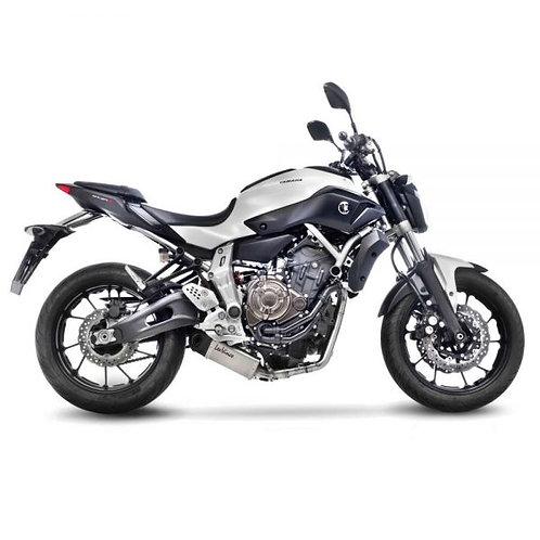 LeoVince Escape, UNDERVODY, Yamaha MT 07 ABS (FZ07) (8796)
