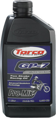 ACEITE TORCO 10W40 100% SINTETICO 4T