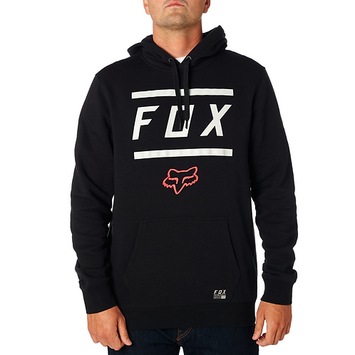 POLERON FOX LISTLESS PULLOVER FLEECE