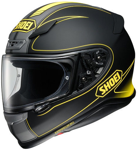 CASCO SHOEI RF 1200 FLAGGER TC3