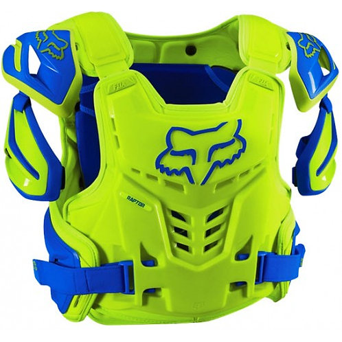 JOFA FOX RAPTOR AZUL/AMARILLO