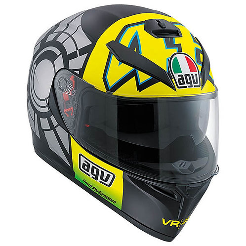 AGV K3 SV PLK Winter VR Test