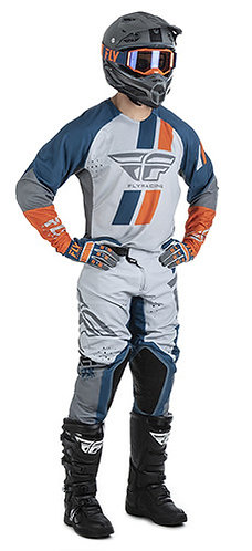 FLY RACING EVOLUTION DST - GREY