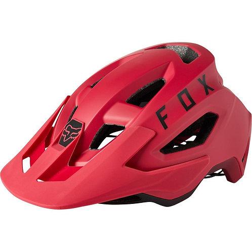 Casco Bicicleta Speedframe Mips Rojo Fox