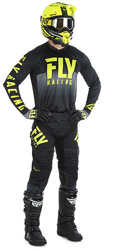 FLY RACING LITE HYDROGEN - BLK
