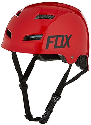 CASCO FOX BMX ROJO