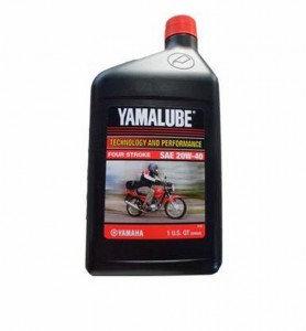YAMALUBE 4 STROKE MOTOR OIL 20W40
