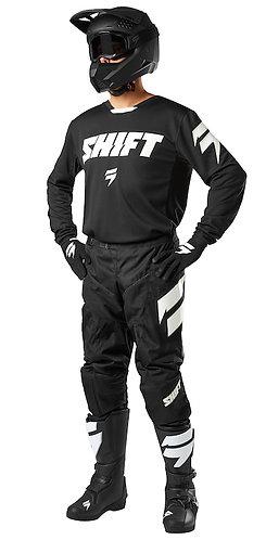 SHIFT WHIT3 YORK BLK - NIÑO