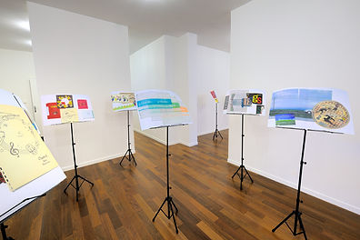 Marclay - Ephemera - Exhibition View 1 M