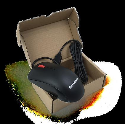 Мышь Lenovo MSU1175 Black USB