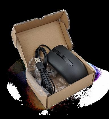 Мышь Dell MS116 USB Black