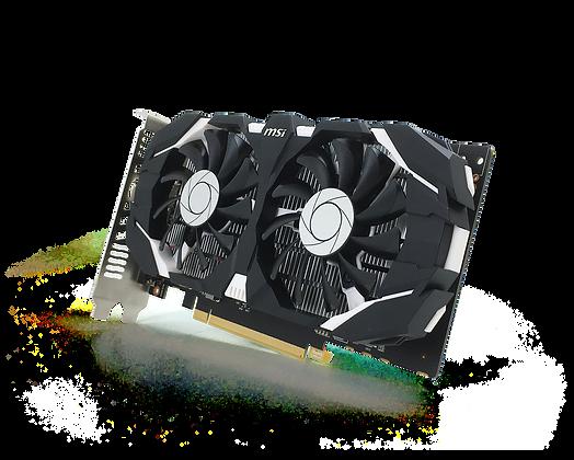 Видеокарта MSI GeForce GTX 1050 Ti 4GB