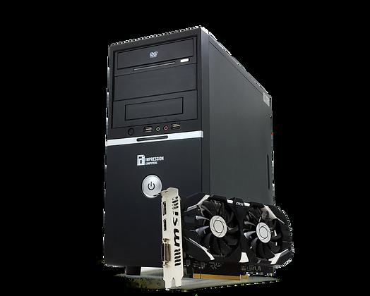 Impression GTX 1050 Ti