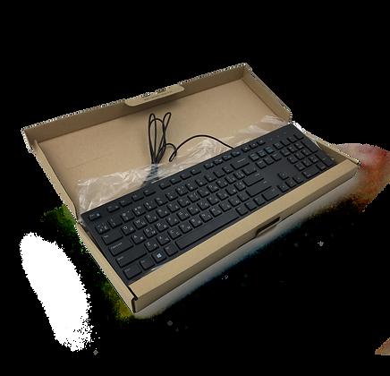 Клавиатура Dell Multimedia KB-216 USB Новая