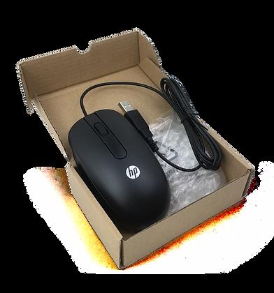 Мышь HP Optical MOFYOU USB Black