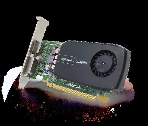 Видеокарта PNY Nvidia Quadro 600 1GB Full