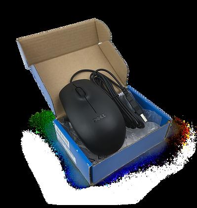 Мышь Dell MS111 USB Black