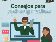 Consejos para motivar el aprendizaje en línea de sus hijos e hijas