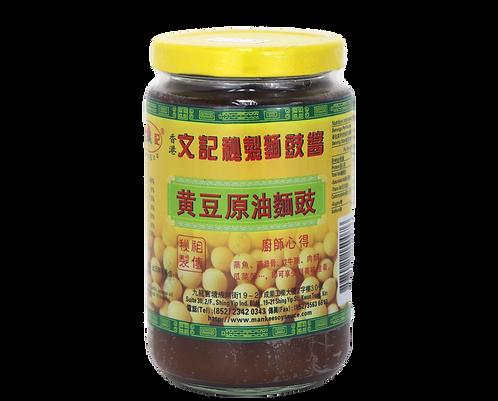 A5 文記 - 黄豆原油麵豉醬 398g