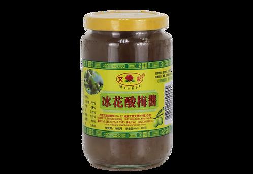 A2 文記 - 冰花酸梅醬 400g