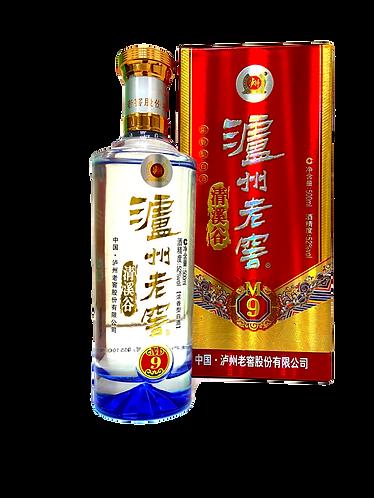 K3 清溪谷瀘州老窖 濃香型白酒  2014
