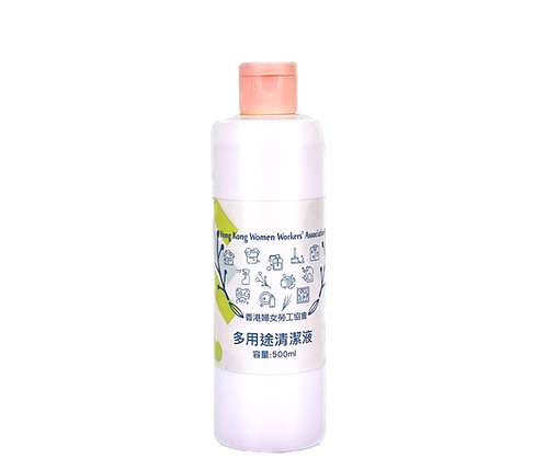 D3 環保用品 - 環保萬用清潔液