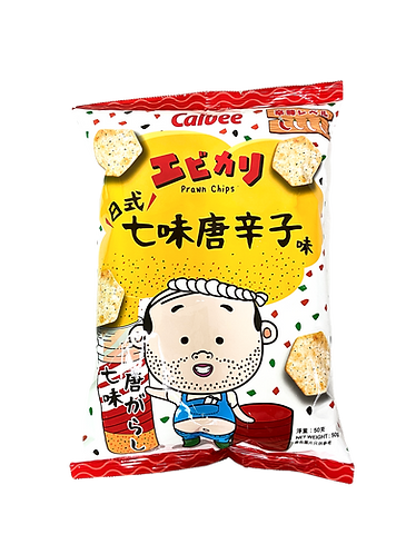 M3 卡樂B七味唐辛子味片
