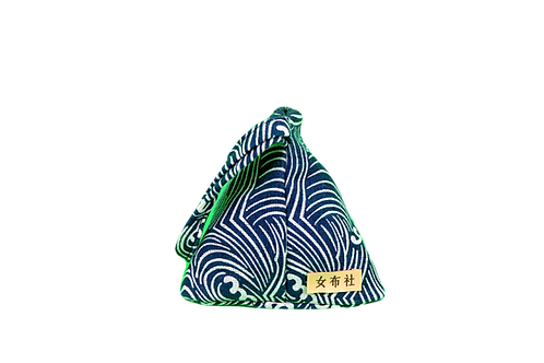 H13 - 14 散紙包【民族風系列】浮世繪海浪