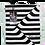 Thumbnail: G3 - 4 白色立體線條帆布袋