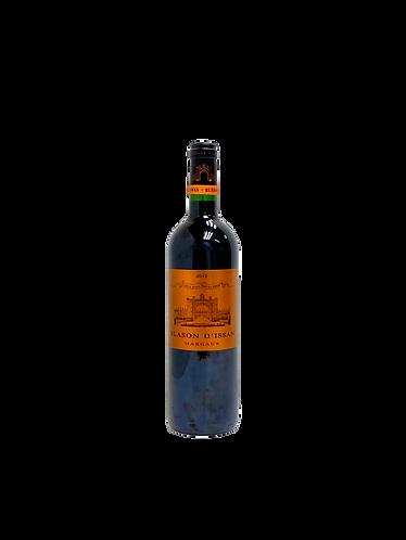 K2 Blason D'lssan 2012 紅酒