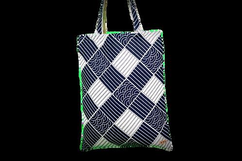 H3 帆布袋【民族風系列】和風幾何