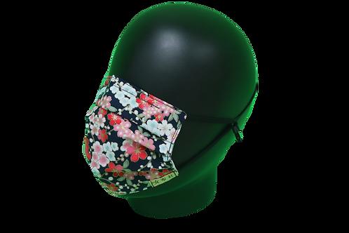 H20 -22 布口罩 和風櫻花