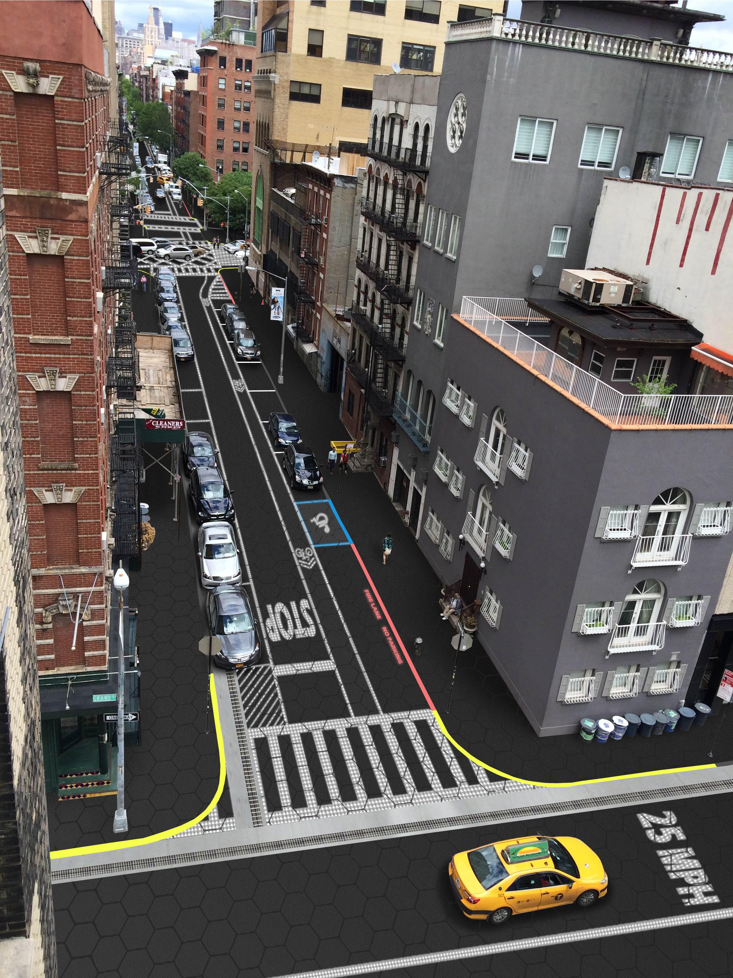 City Street Concept