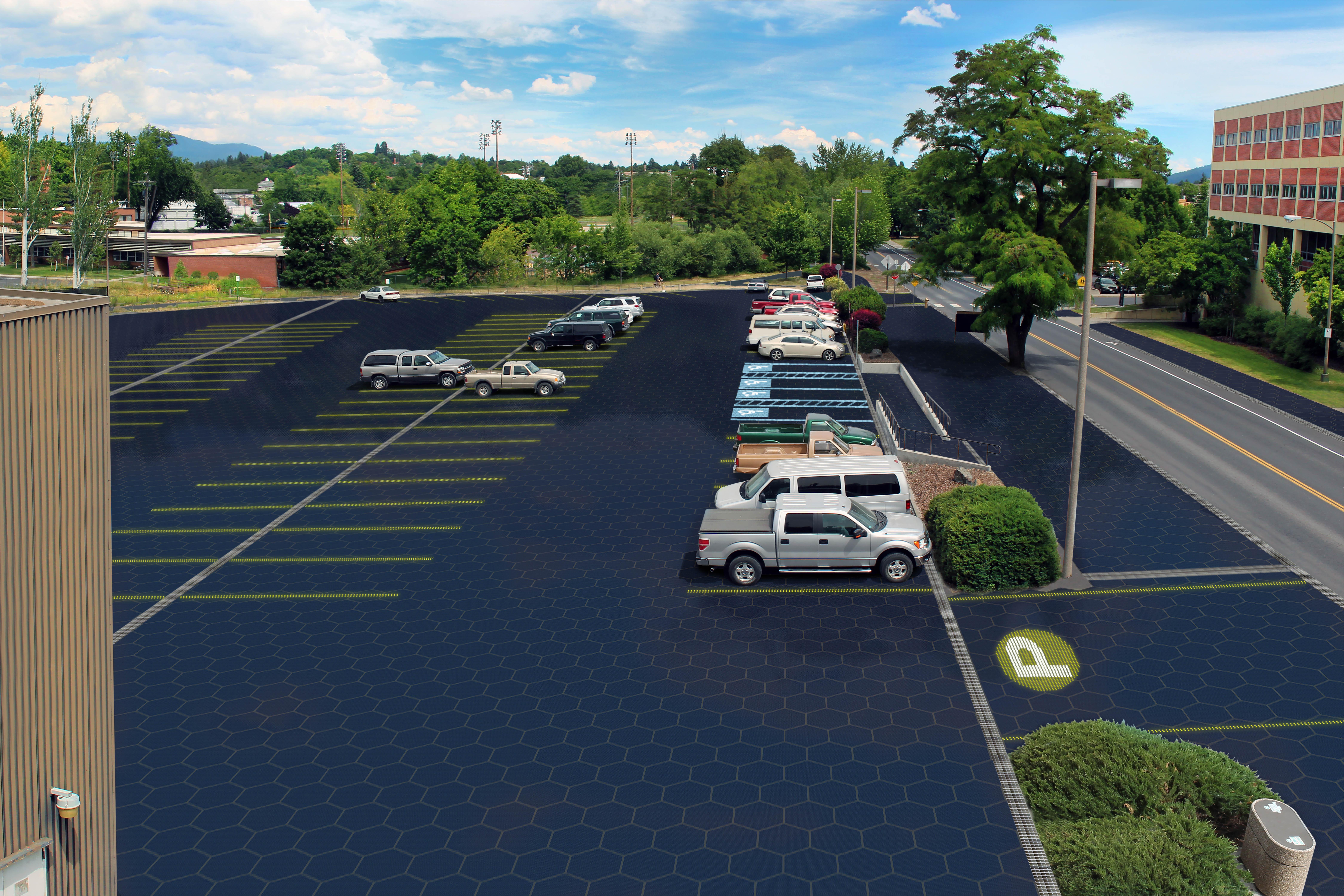 Parking Lot Concept