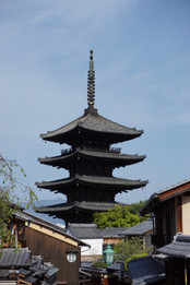 Meet Kyoto Yasaka Pagoda