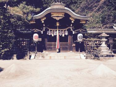 Meet Kyoto Shinto Schrein
