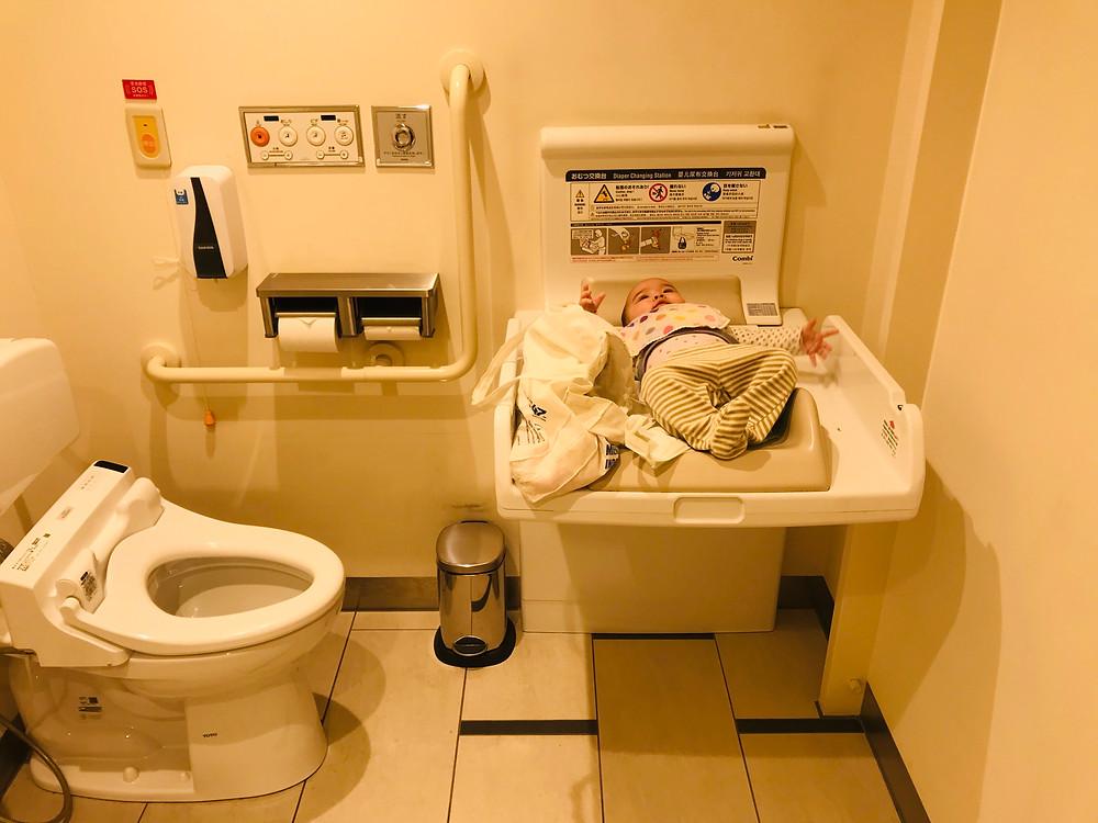 Japanese Toilette