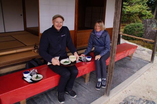 Meet Kyoto Tee Zeremony