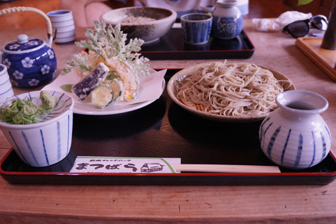Meet Kyoto Soba Resrtaurant
