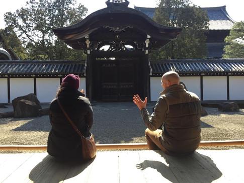 Meet Kyoto Zen Garten
