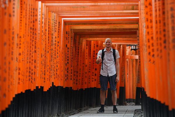 Meet Kyoto Fushimi Inari Shrine