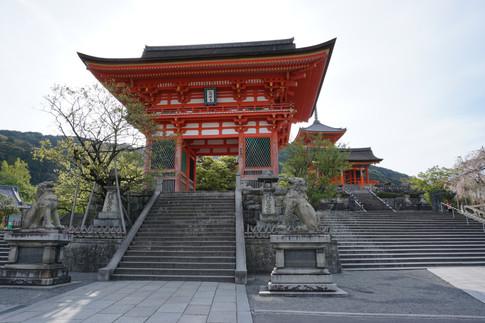 Meet Kyoto Kiyomizu Tempel