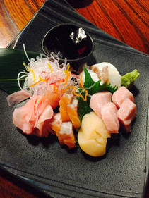 Meet Kyoto Perfect Shashimi