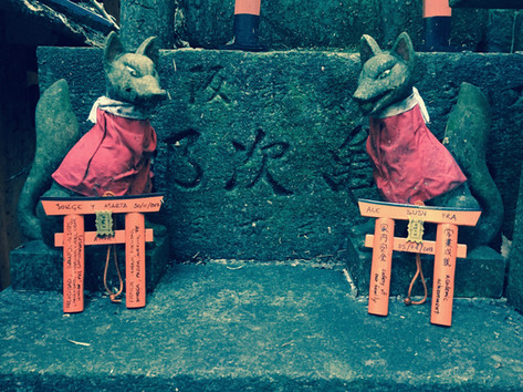Meet Kyoto Fushimi Inari