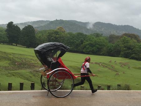 Meet Kyoto Rickshaw