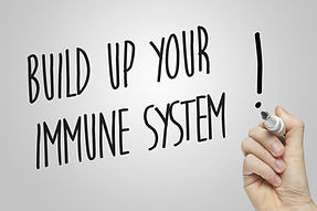Hand writing build up your immune system