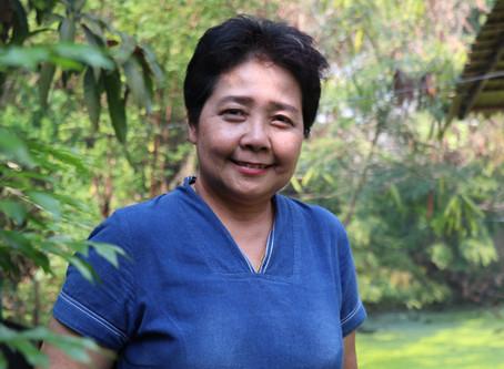 ปลูกฝังสันติภาพ อิสลามวิทยาลัยแห่งประเทศไทย : ชลลดา ซัววงษ์