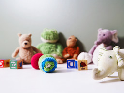 Just how many toys does a baby need? A tip from The Classic Baby Closet